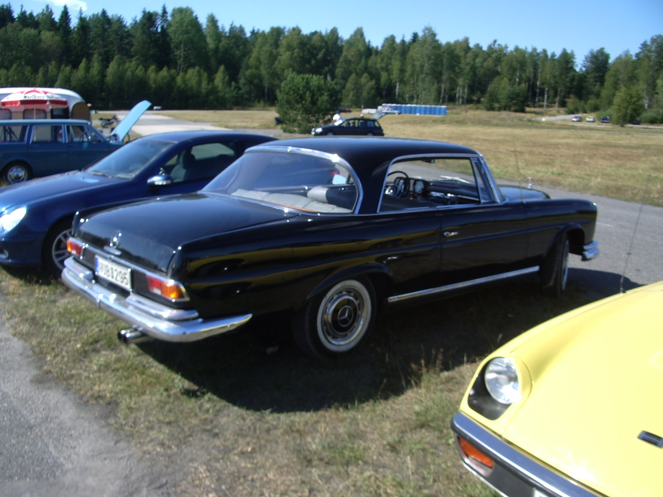 Classic German Cars In Tullinge (Stockholm And Beyond